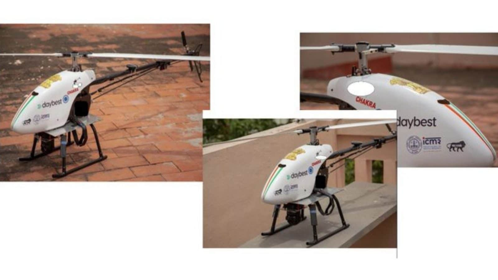 COVID-19 Vaccine Delivery Through Drones Starts in Northeast