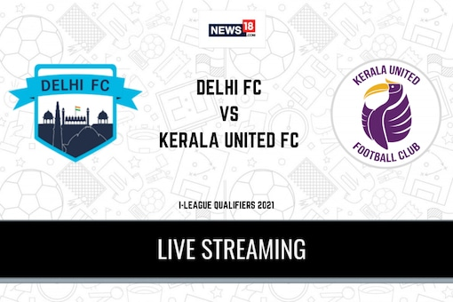 I-League 2021 Qualifiers, Delhi FC vs Kerala United Live Streaming: Where to Watch the Online and TV Telecast