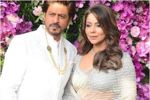 In Pics: Shah Rukh Khan and Gauri Khan's 30 Years of Togetherness