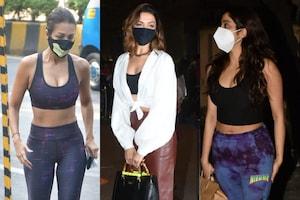 Malaika Arora, Deepika Padukone, Janhvi Kapoor Among Celebrities Snapped Out And About