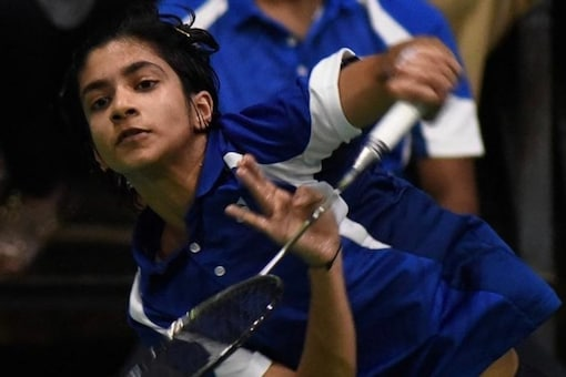 India lost Uber Cup group match to Thailand. (IANS Photo)
