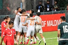 India Blank Nepal 3-0 to Win SAFF Championship for 8th Time, Sunil Chhetri Equals Lionel Messi With 80 Goals