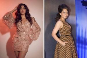 Janhvi Kapoor, Kangana Ranaut, Deepika Padukone And Other Best-Dressed Celebrities This Week