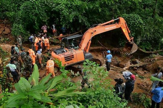 Kerala Floods LIVE Updates: 23 Dead; PM Modi Speaks to CM Vijayan, Says Authorities Working On Ground