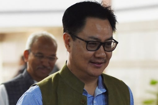 Kiren Rijiju wants the government and federations to protect athletes. (AFP Photo)