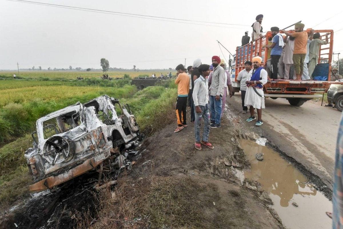 Lakhimpur Kheri Violence LIVE Updates: SC Asks Govt to File Report on FIR, Accused, Arrests by
