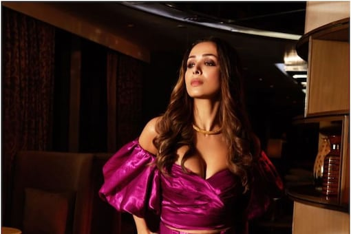 Malaika Arora has always given her fans and followers fitness goals (Image: Instagram)