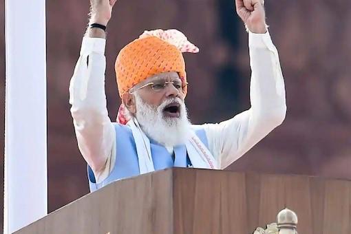 PM Narendra Modi had announced the Rs 100 lakh-crore Pradhan Mantri Gatishakti National Master Plan in his Independence Day speech this year. (PTI)