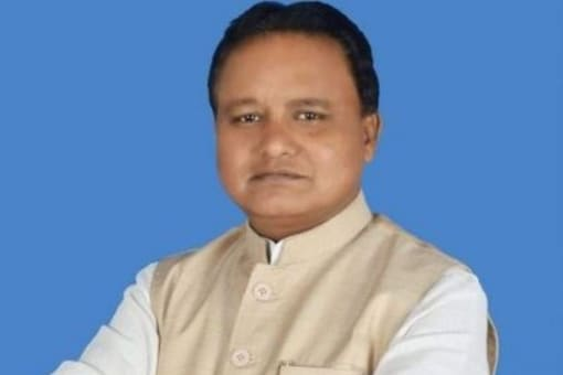 Odisha BJP chief whip Mohan Charan Majhi alleged that local BJD leaders orchestrated the attack. (Image: Twitter)