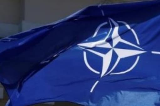 """NATO expelled eight members of Russia's mission to the alliance who were """"undeclared Russian intelligence officers"""". (File photo: Reuters)"""