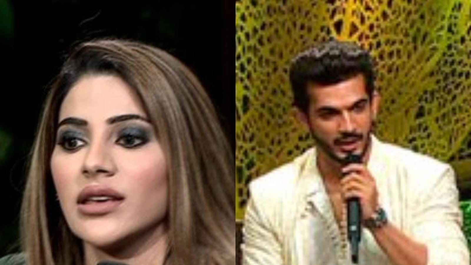 Nikki Tamboli Slams Jay Bhanushali For Abusing Pratik Sehejpal, Fights With Arjun Bijlani
