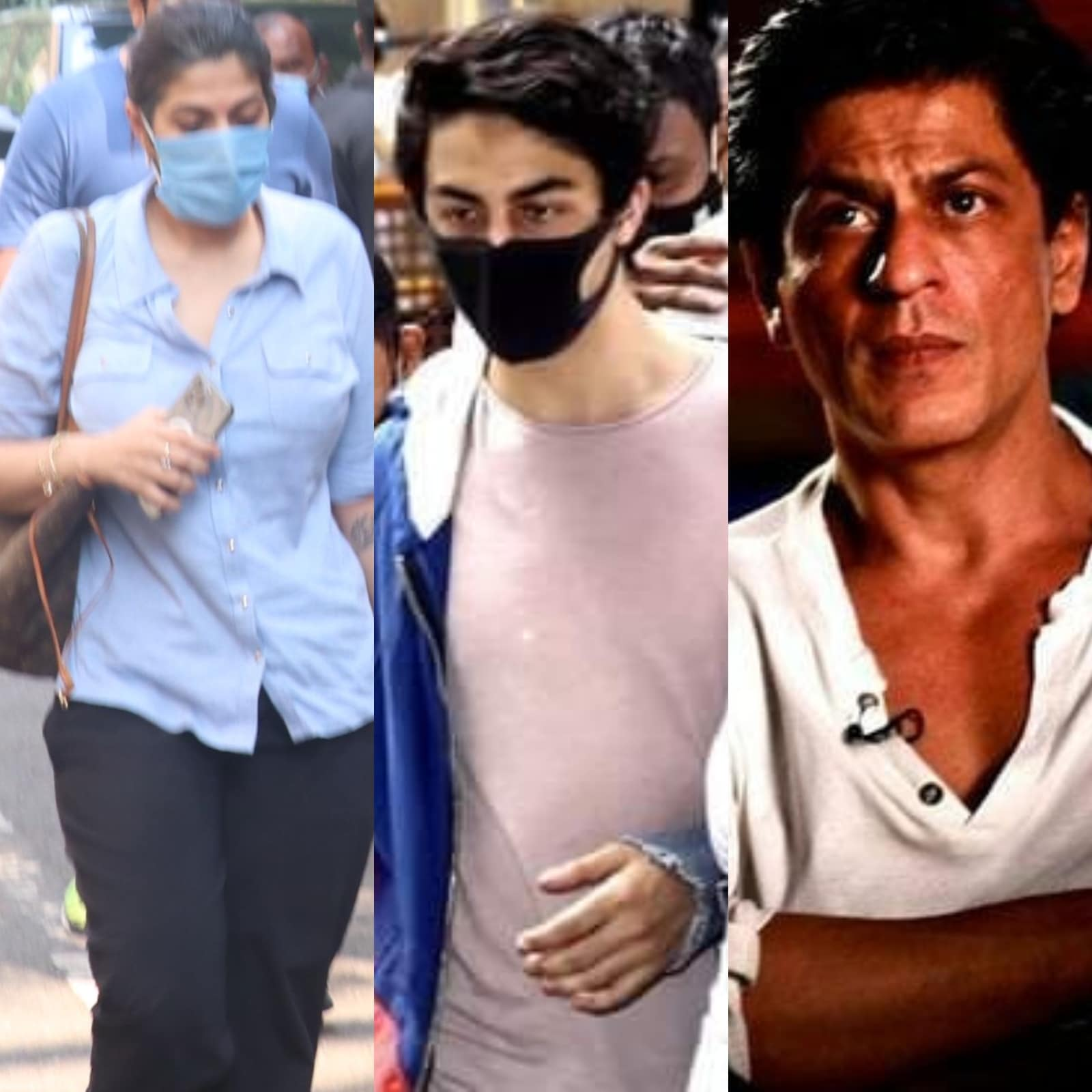 Aryan Khan Bail Hearing LIVE Updates: Shah Rukh's Manager, Bodyguard in  Court; Suhana Taking Hourly Updates on Brother