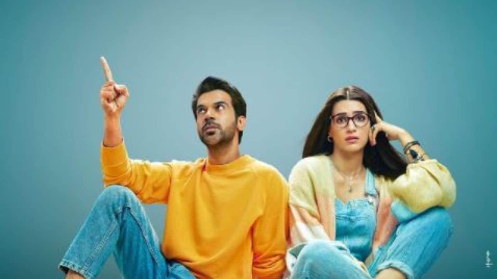 Kriti Sanon, Rajkummar Rao Tease Fans With New Look Poster: Hero Kya Karega?