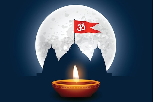Happy Ram Navami 2021: Here we have enlisted some of the best wishes, images, quotes and WhatsApp messages.  (Representational image: Shutterstock)