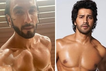 Ranveer Singh, Varun Dhawan, Tiger Shroff And Other Actors Flaunt Their Bare Bodies, Take A Look