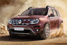 Renault Duster RXZ SUV Receives a Price Cut of Rs 46,060, Now Costs Rs 10 Lakh