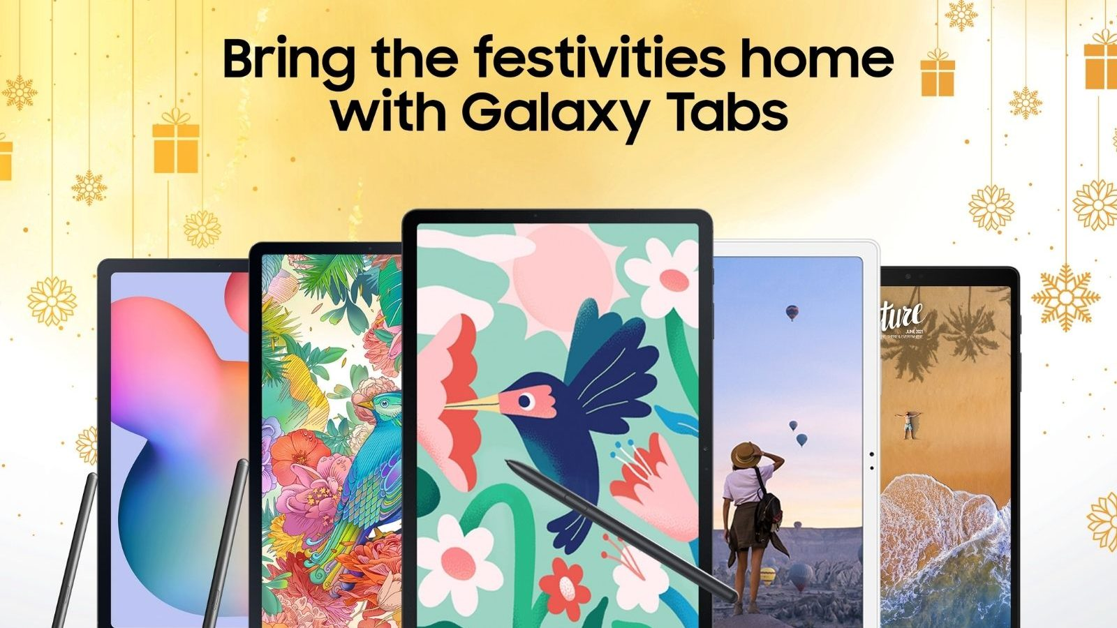 Deals on Tab S7+ and More