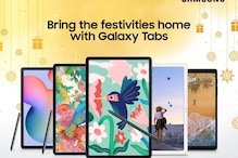 Samsung Announces Festive Offers on Galaxy Tablets: Deals on Tab S7+ and More