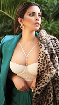 Shama Sikander Wins Hearts With Her Style
