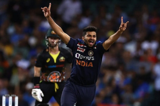 Shardul Thakur has been included in India's 15-man squad for T20 World Cup (Twitter)