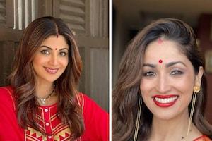 Yami Gautam, Shilpa Shetty Kundra And Other Celebrities Who Celebrated Karwa Chauth In Style