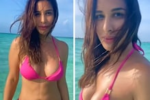Sophie Choudry Looks Ravishing In Sexy Pink Bikini, Check Out Her Maldives Holiday Photo Album