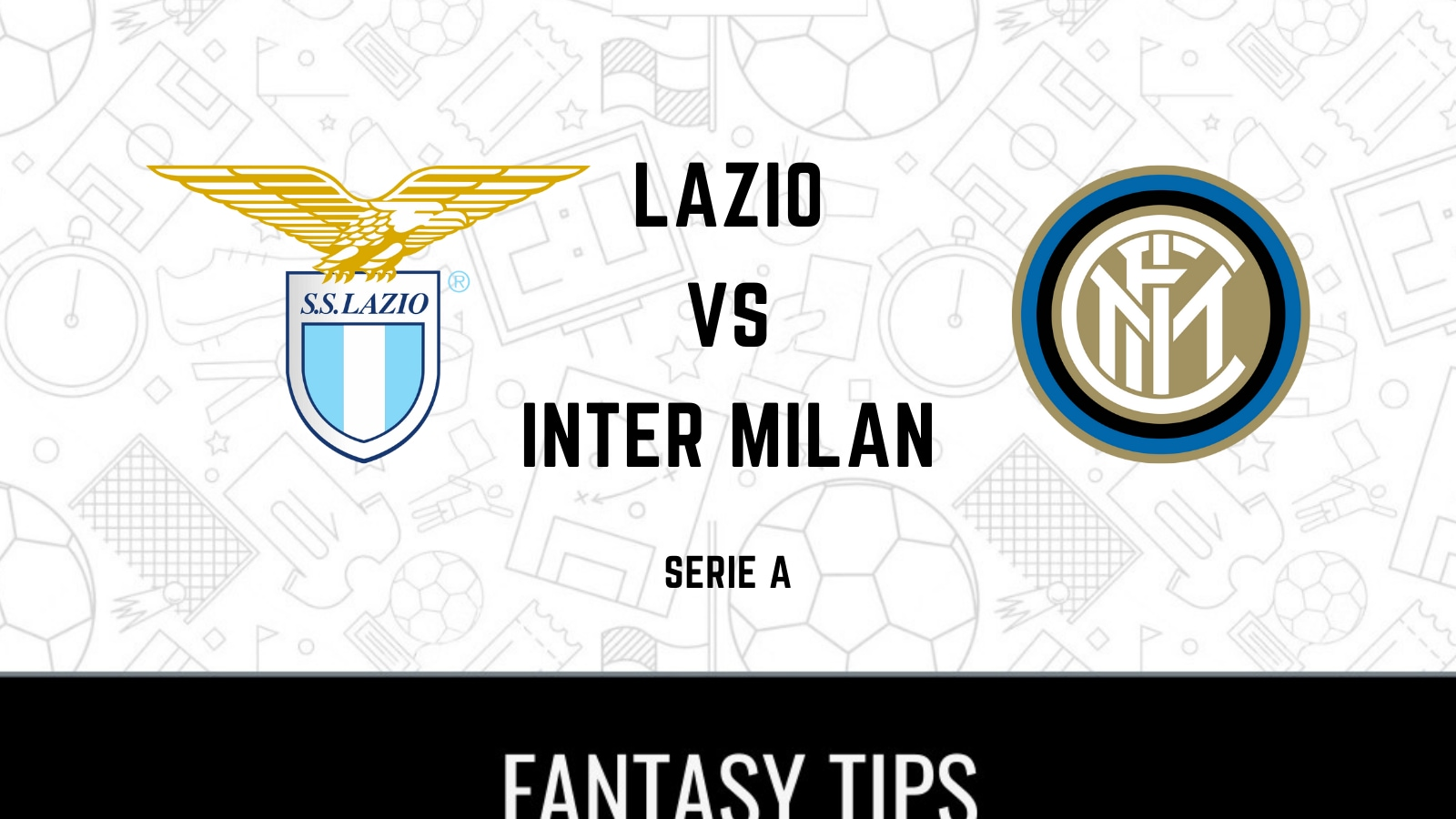LAZ vs INT Dream11 Team Prediction and Tips for today's Serie A match: Check Captain, Vice-Captain and probable playing XIs for today's Serie A match Lazio vs Inter Milan October 16 2130 IST
