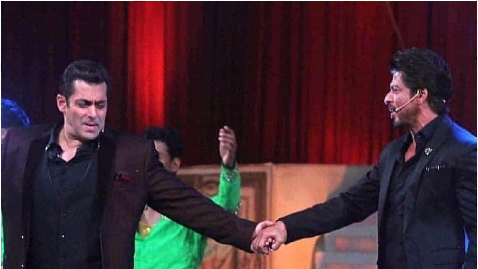 Khan't Keep Them Apart: Salman Khan Stands by Shah Rukh Khan Like a Rock During Aryan Khan Ordeal -India News Cart