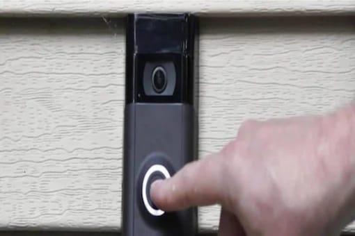 According to a report in the Daily Mail, John Woodard had installed a ring doorbell with a camera on the door after his car got stolen a few months ago.