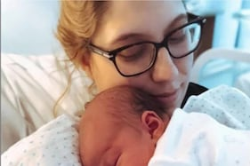 This UK Mother Lets Guests Meet her Newborn Only if They Follow Rulebook