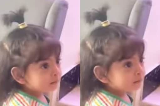 A video has been doing rounds on social media, in which Jay's 2-year-old daughter Tara can be seen searching for him all over the house.