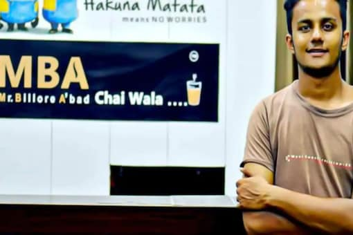 Meet Praful who took failure in CAT in his stride and started a chai business worth millions now.