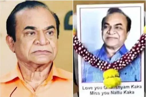 Nattu Kaka in 'Taarak Mehta Ka Ooltah Chashmah' (TMKOC), died on October 3.