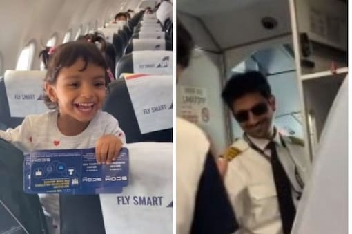 The video was shared on an Instagram account created in the name of the girl, Shanaya Motihar. (Image: shanaya_motihar/Instagram)