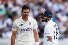 This Summer Was my Favourite Contest With Virat Kohli, There Was Mutual Respect: James Anderson