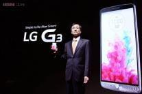 LG G3: Meet the Samsung Galaxy S5, HTC One M8 challenger