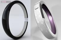 Ritot: A watch that projects the time