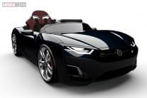 Broon F8: An Andorid-powered 'supercar' for kids