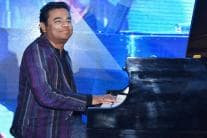 AR Rahman Performs at JBL Launch