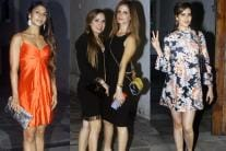 Krishika Lulla's Birthday Party: Bollywood Divas Rock the Party