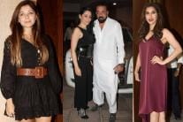 Stars at Manish Malhotra's Get-Together Party
