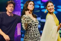 SRK, Alia, Anushka at International Customs Day 2018 Event