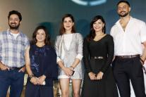 PHOTOS: 'Blackmail' Team Launch Film's New Song Badla