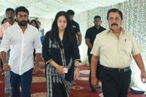 Sridevi's Prayer Meet in Chennai: Kollywood Stars Pay Tribute