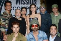 Inside Arjun Rampal & Sonu Sood Starrer Paltan's Wrap-Up Party