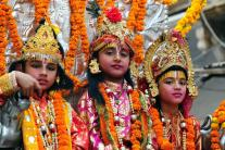 Ram Navami Celebrations in India; See Pictures