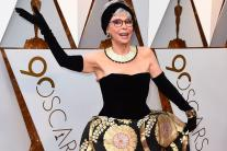 Oscars 2018: Actress Rita Moreno Repeats Her 1962 Oscars Gown