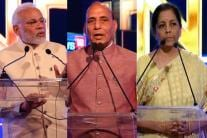 Political Bigwigs at News18 Rising India Summit