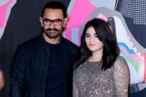 Aamir Khan, Zaira Wasim Attend Hong Kong Film Awards 2018