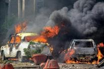Bharat Bandh Protest: Violence Spreads Across India